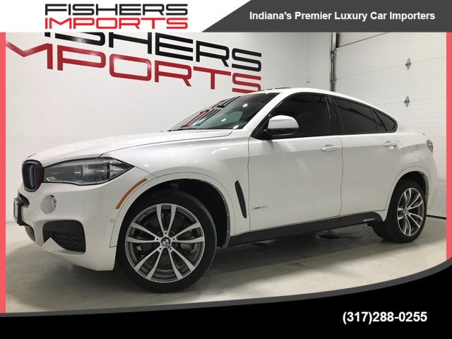 Pre-Owned 2015 BMW X6 xDrive50i