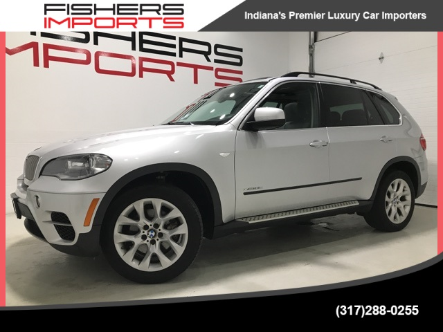 Pre-Owned 2013 BMW X5 xDrive35d