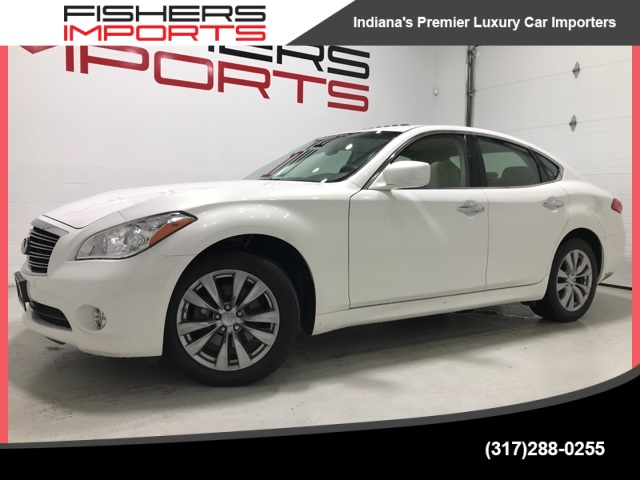Certified Pre-Owned 2013 INFINITI M37 X