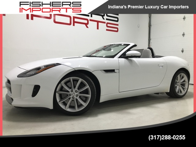 Pre-Owned 2014 Jaguar F-TYPE S