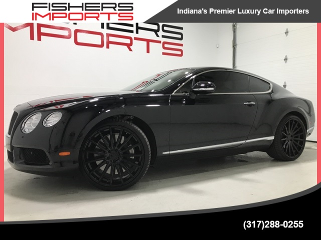 Pre-Owned 2014 Bentley Continental GT V8