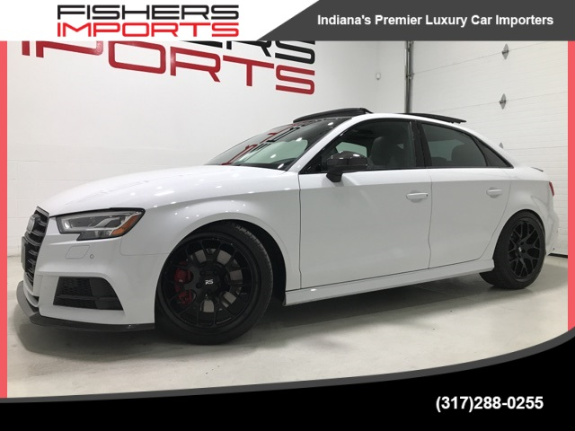 Pre-Owned 2018 Audi S3 2.0T Premium Plus