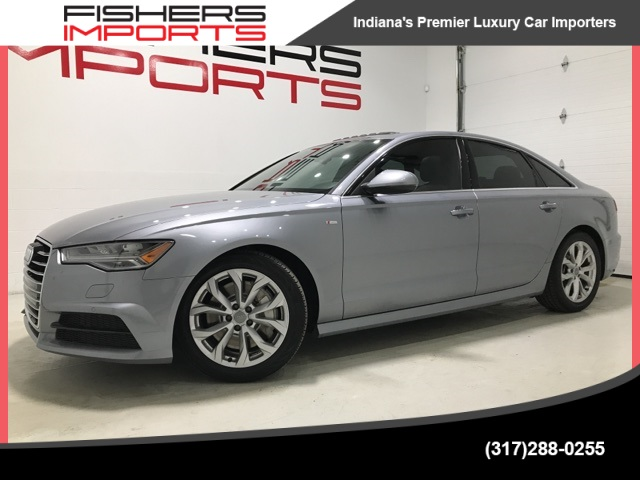 Certified Pre-Owned 2017 Audi A6 2.0T Premium Plus