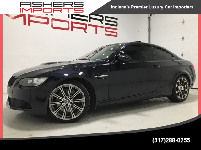 Pre-Owned 2010 BMW M3 Base