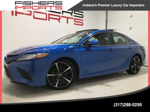 Certified Pre-Owned 2018 Toyota Camry XSE V6