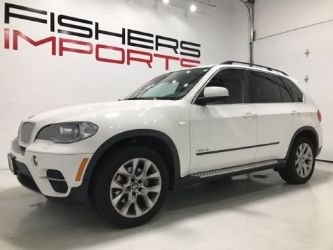 Certified Pre-Owned 2013 BMW X5 xDrive35i