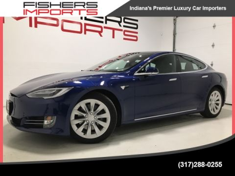 Pre-Owned 2017 Tesla Model S 100D