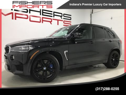 Pre-Owned 2018 BMW X5 M Base