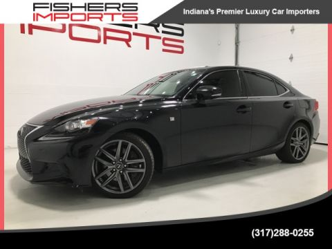 Certified Pre-Owned 2014 Lexus IS 350