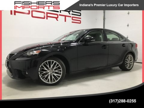 Certified Pre-Owned 2015 Lexus IS 250