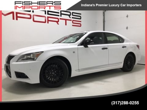 Certified Pre-Owned 2015 Lexus LS 460 Crafted Line
