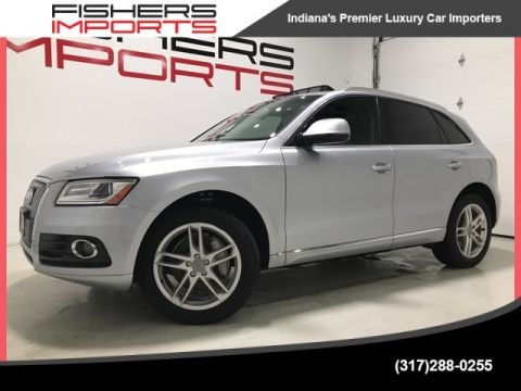 Certified Pre-Owned 2015 Audi Q5 3.0T Premium Plus