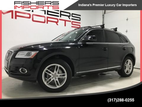 Certified Pre-Owned 2013 Audi Q5 2.0T Premium Plus