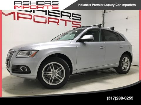 Certified Pre-Owned 2015 Audi Q5 2.0T Premium Plus