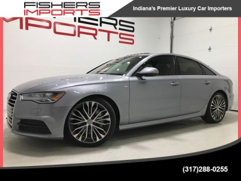 Certified Pre-Owned 2017 Audi A6 2.0T Premium