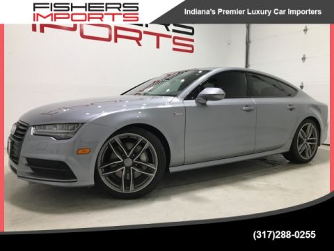 Certified Pre-Owned 2016 Audi A7 3.0T Premium Plus