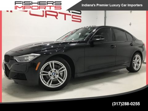 Certified Pre-Owned 2014 BMW 3 Series 335i xDrive