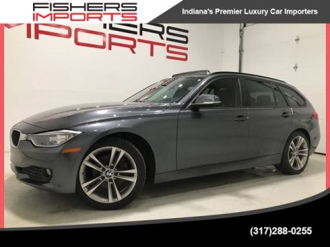 Certified Pre-Owned 2014 BMW 3 Series 328d xDrive