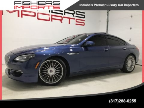 Pre-Owned 2015 BMW 6 Series ALPINA B6