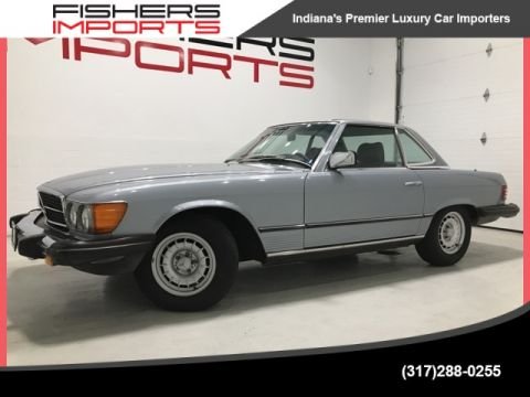 Pre-Owned 1984 Mercedes-Benz 300 380 SL