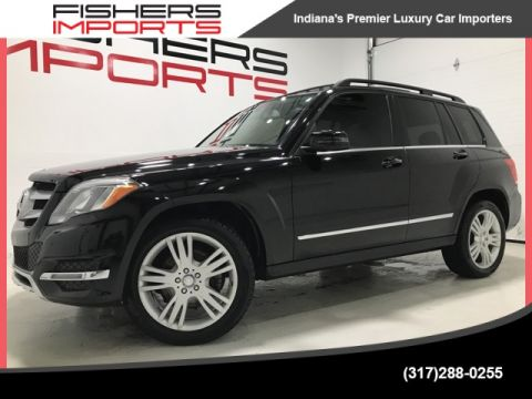 Certified Pre-Owned 2013 Mercedes-Benz GLK GLK 250