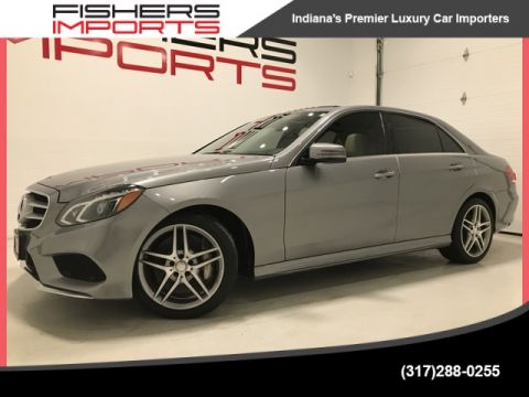 Certified Pre-Owned 2014 Mercedes-Benz E-Class E 550