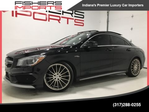 Pre-Owned 2014 Mercedes-Benz CLA CLA 45 AMG®