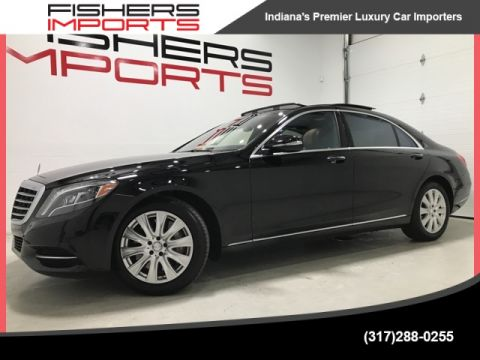 Pre-Owned 2014 Mercedes-Benz S-Class S 550