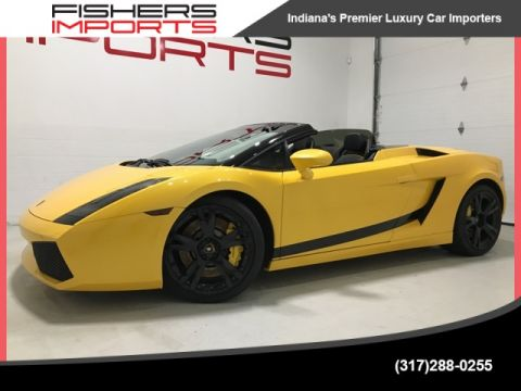 Pre-Owned 2006 Lamborghini Gallardo Base